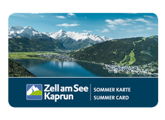 The Zell am See-Kaprun Summercard