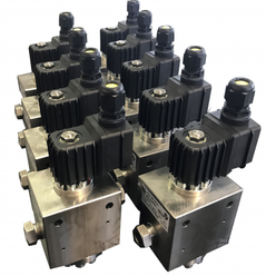 Wasserstoffventile für 1000 bar / hydrogen valves for up to  1000 bar