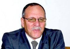 السيد عمراوي مسعود عضو مكتب وطني سابق مكلف بالاعلام