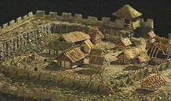 Keltische Burganlage