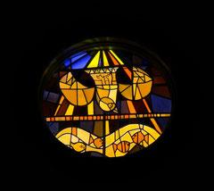 Kirchenfenster Oberhofen
