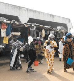 Frauen Babys Tragetuch Afrika Kanga Rücken