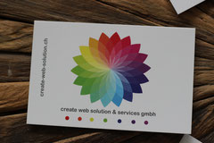 visitenkarten create web solution