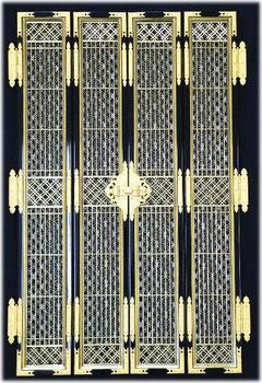 K-0050-6 デザイン障子組子