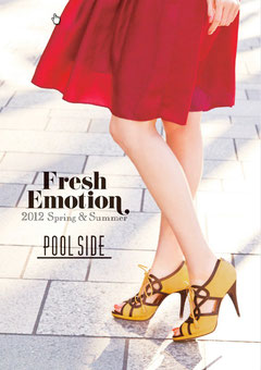poolside 2012春夏カタログ