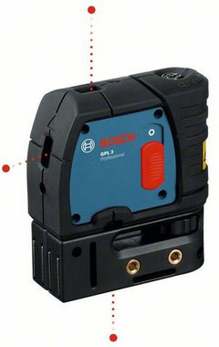 Bosch 3-Punkt-Laser