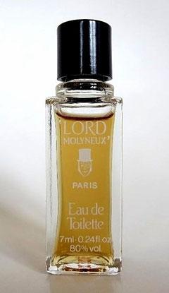 MOLYNEUX - LORD : EAU DE TOILETTE POUR HOMME 80 % VOL., 7 ML