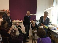 Zu Besuch bei der Keramikkünstlerin Karin Bablok