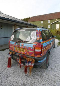 Boom Banger Rally_Norwegen_Wohnmobil