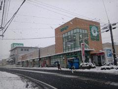 2010年、大晦日の「田上店」