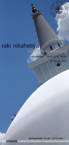 Raki Nikahetiya exhibition- January 2013