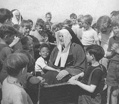 Née à St Denoual, Mère M. de la Providence