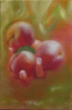 Drei Früchte, verkauft