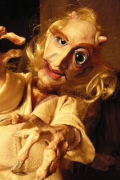 """Teufel aus """"Frau Holle"""""""