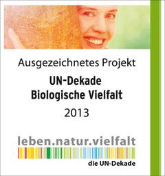 NAJU-Aktionsordner ist Projekt der UN-Dekade Biologische Vielfalt