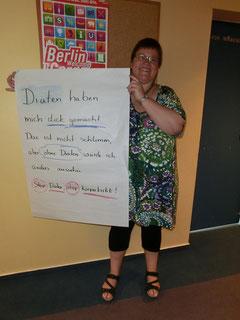 Gisela aus Deutschland/ from Germany