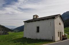 Kapelle in Zenhäusern