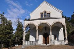 Kapelle Mariä Verkündigung Burgspitz