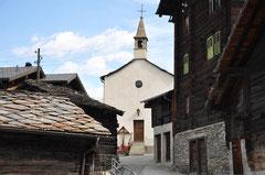 Kapelle Niederhäusern