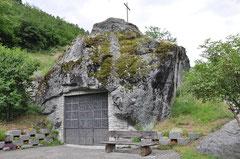 Fuxstein Kapelle Täsch