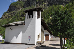Kapelle Heilige Familie Kalpetran