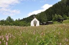 Kapelle St. Sebastian Niederwald
