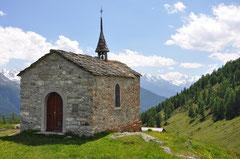 Kapelle zum Schnee  Alpe Nessel