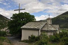Kapelle zu den Spitzen Steinen