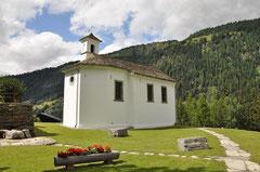 Ganterkapelle St.Antonius im Berisal