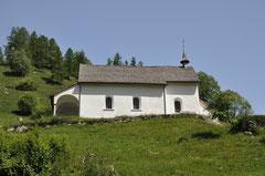 Kapelle Hl. Katharina Geschinen