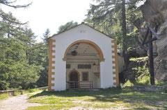 Kapelle zur Hohen Stiege Saas-Fee
