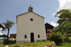 Kapelle Maria Himmelfahrt Rittinen