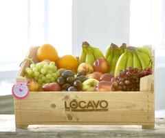 Obstkiste verschenken