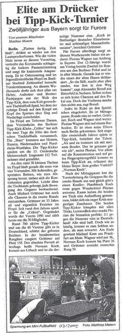 03.2005 Prenzlauer Zeitung