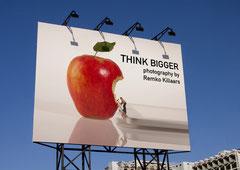 mijn fotoboek 'think bigger' is uit. neem een kijkje op de site.(klik op de foto)