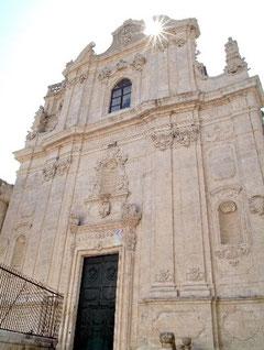 Chiesa dell'antico Monastero di Ostuni