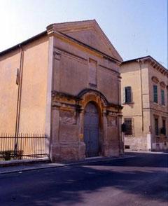 Chiesa S. Maria del Paradiso - Mantova