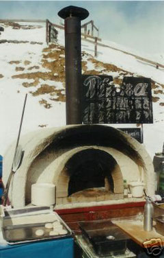 Der super Pizzaofen für privat und Gastronomie ab 4200 sFr.