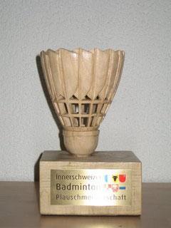 1. Rang Innerschweizer Plauschmeisterschaft 2010