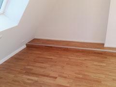 Fußboden nach Kundenwunsch