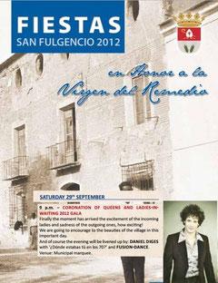 Fiestas de San Fulgencio (29/9/2012)