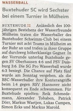 Hamburger Abendblatt vom 05.07.2012