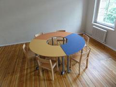 Unser kleiner Seminarraum