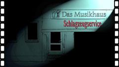 Ein Video von Dethard Hilbig über unseren Schlagzeugservice.