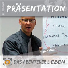 PETER MOHR - Präsentations-Tipps per Audio-Podcast
