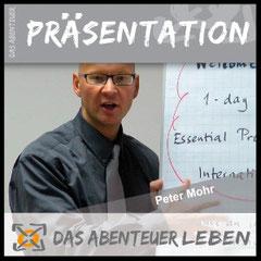 PETER MOHR - Präsentations-Tipps per Audio-Podcast