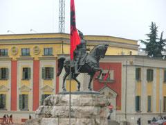 Prinz Georg J. Kastriota. ScanderbegAlbaniens National Held.