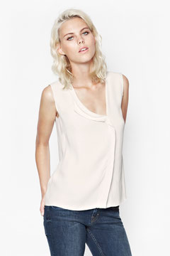 French Connection crepe top