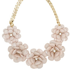 Aldo Floral Necklace