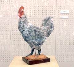 テラコッタ粘土による授業作品
